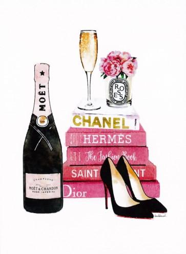 Amanda Greenwood - Pink Champagne