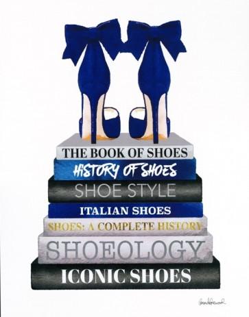 Amanda Greenwood - Navy Bookstack Show