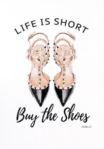 Amanda Greenwood - Buy the Shoes II