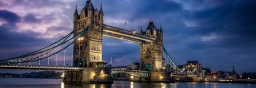 Mike Flinche - Londres Angleterre Tower Bridge