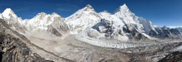 Dimitri Pakers - View Of Mount Everest