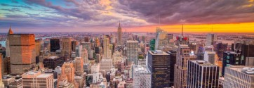 Arim Kasa - Areial View of New York City