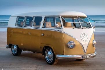 VW - Gold Kombi III
