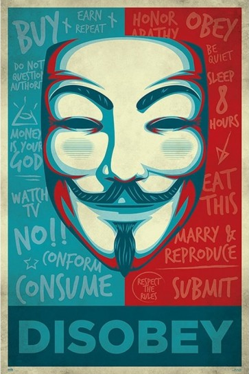 Anonymous - Disobey