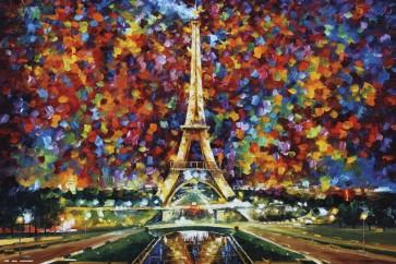 Leonid Afremov - Paris - Eiffel Tower