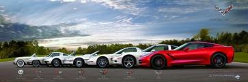 Corvette - Evolution
