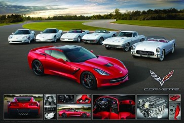 Corvette - Stingray 2014