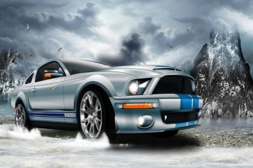 Ford Mustang - Sports Car