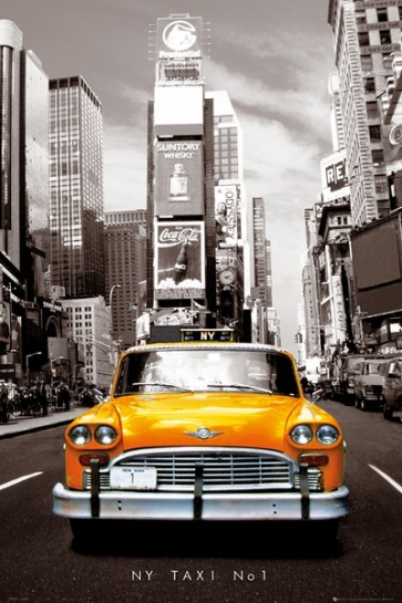 New York - Taxi - No. 1