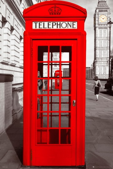 London - Telephone Booth