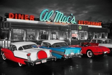 New York Al Macs Diner