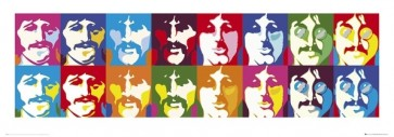 The Beatles - Pop Art