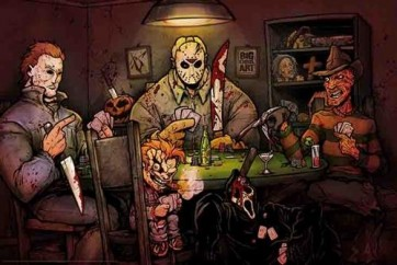 Big Chris - Slashers Playing Poker