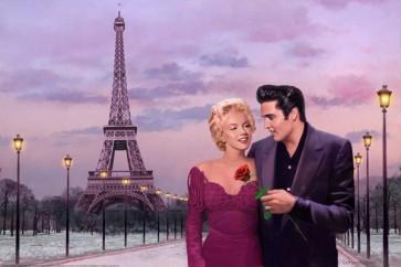 Chris Consani - Paris Sunset