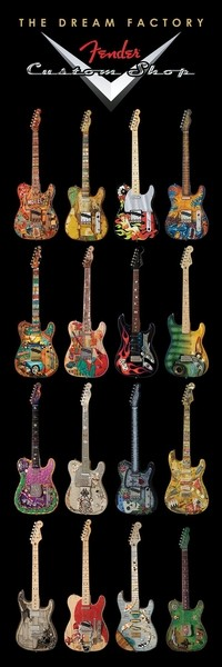 Fender - Custom Shop - Guitars