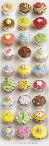 Howard - Shooter - Cupcakes
