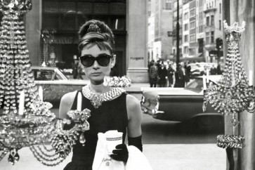 Audrey Hepburn - Tiffany S Window