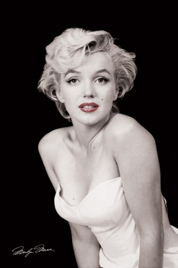 Marilyn Monroe - Red Lips