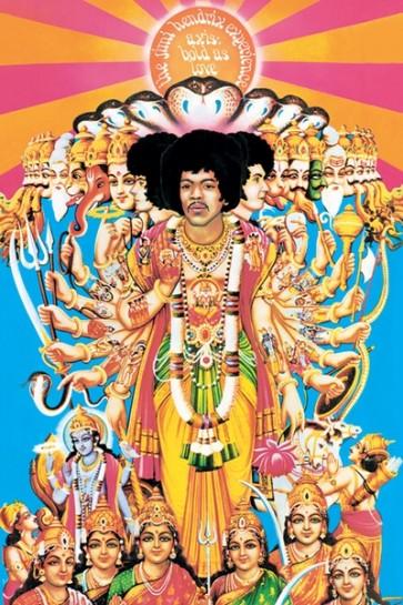 Jimi Hendrix (Axis Bold As Love)