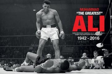 Muhammed Ali Commorative