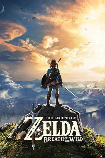 The Legend of Zelda - Breath Of The Wild Sunset