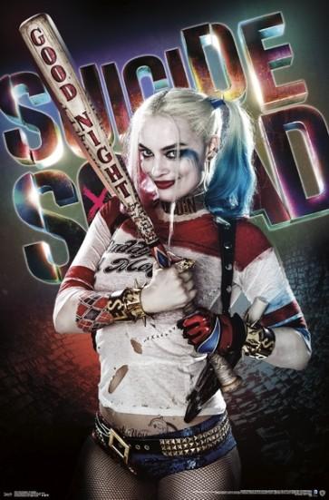 DC Comics - Suicide Squad - Harley Quinn - Good Night