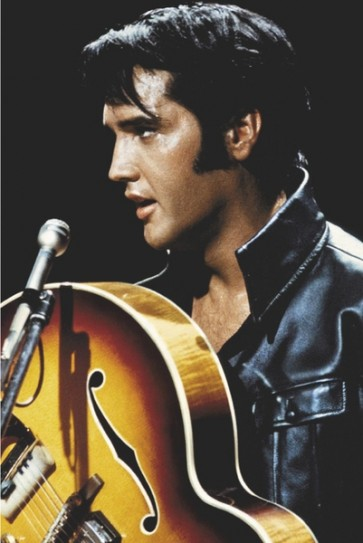 Elvis - The King of RR