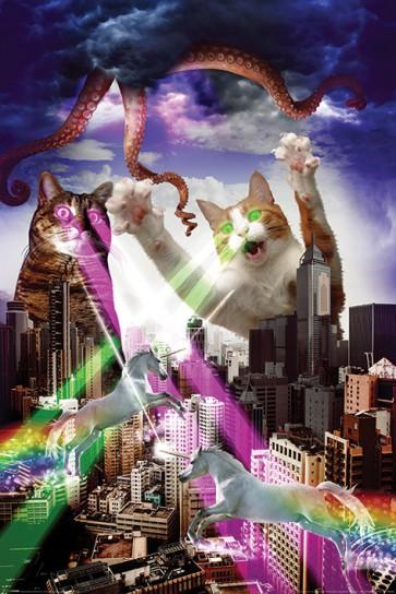 Laser Cats - Apocalypse Meow