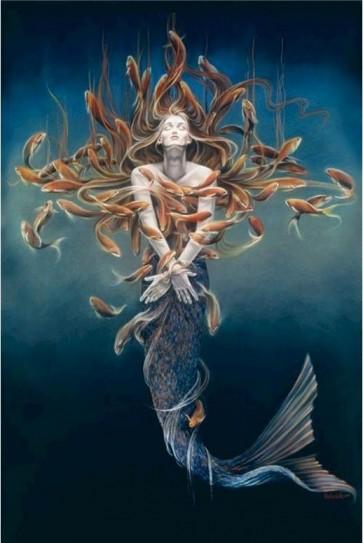 Fantasy - Mermaid Art