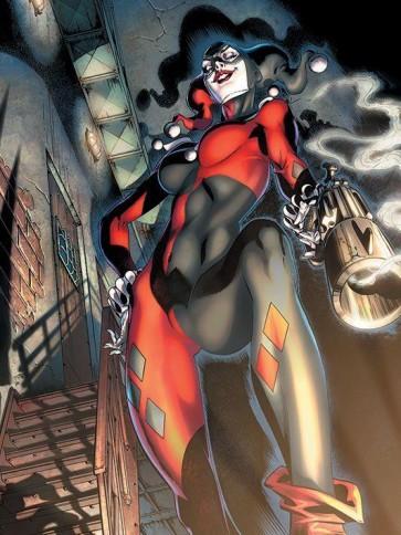 DC Comics - Harley Quinn - Bang