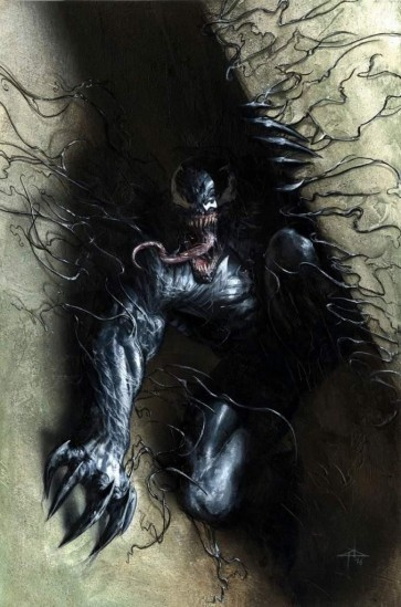 Marvel Comics - Venom - Shadows