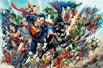 DC Comics - Rebirth