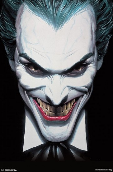 DC Comics - Joker Smile
