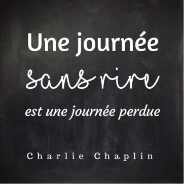 Charlie Chaplin - Une journée sans rire