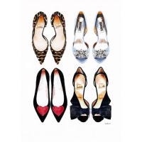 Amanda Greenwood - Shoe Collection