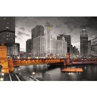 Chicago - Michigan River Avenue