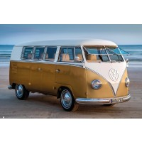 VW - Gold Kombi III