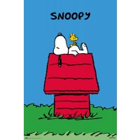 Peanuts - Snoopy Doghouse