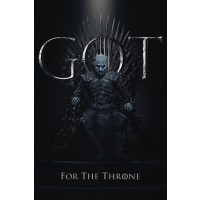 Game of Thrones - The Night King Targaryan for The Throne