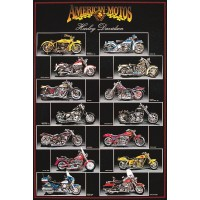 Harley Davidson Chart