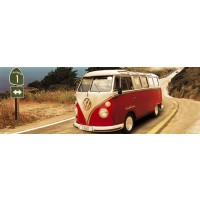 VW Californian Camper Route One