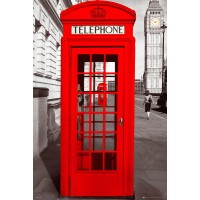 London - Telephone Booth