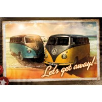 VW Campers - Lets Get Away