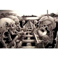 Alex Reiter - Terror Rail