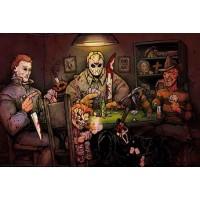 Big Chris - Slashers Playing Poker
