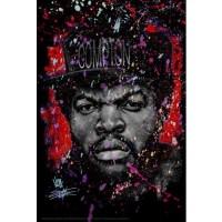 Stephen Fishwick - Ice Cube Straight Outta