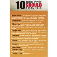 Beer - 10 Reasons to Drink