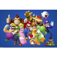 Super Mario - Group