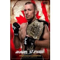 UFC - George St-Pierre - Cana