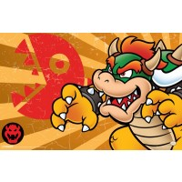Super Mario - Bowser Stripe